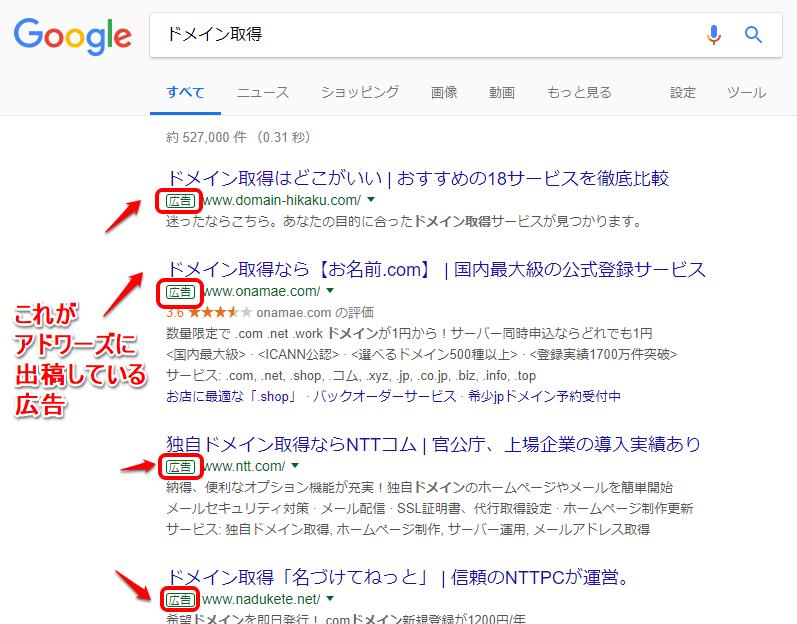 Googleアドワーズとは?
